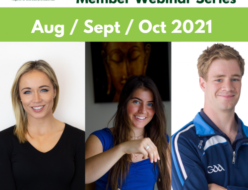 REPs Ireland Webinars Sponsored by the National Dairy Council