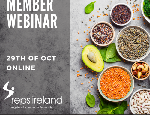 Final Part of the Webinar Series Sponsored by the National Dairy Council